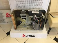 Кондиционер Chigo CS-25V3A-1B169AY4L New Fjord WiFi