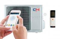 Кондиционер Cooper&Hunter CH-S12FTXTB2S-W (WI-FI) ICY II Inverter