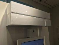 Купить дизайнерский кондиционер Mitsubishi Electric Premium LN BLACK - Ужгород