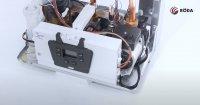 Купить газовый котел для отопления Roda Micra K/KR в Ужгороде
