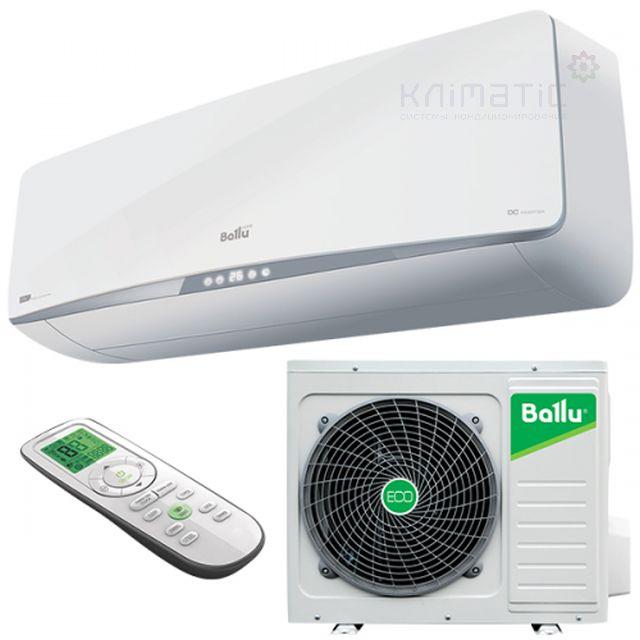 Кондиционер Ballu BSPI-18HN1/WT/Eu Platinum DC Inverter