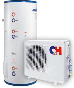 Тепловой насос для ГВС Cooper&Hunter GRS-C3,5/A-K