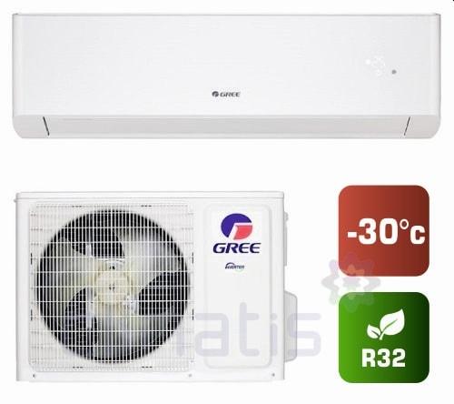 Кондиционер GREE Amber DC inverter GWH24YE-S6DBA2A +Wi-Fi