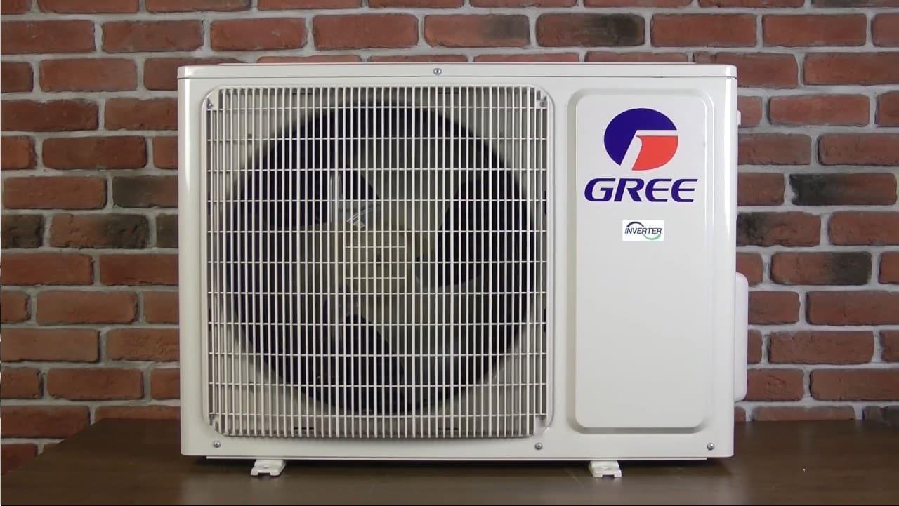 Тепловой насос Gree Hansol GWH18TC-S3DBA1E