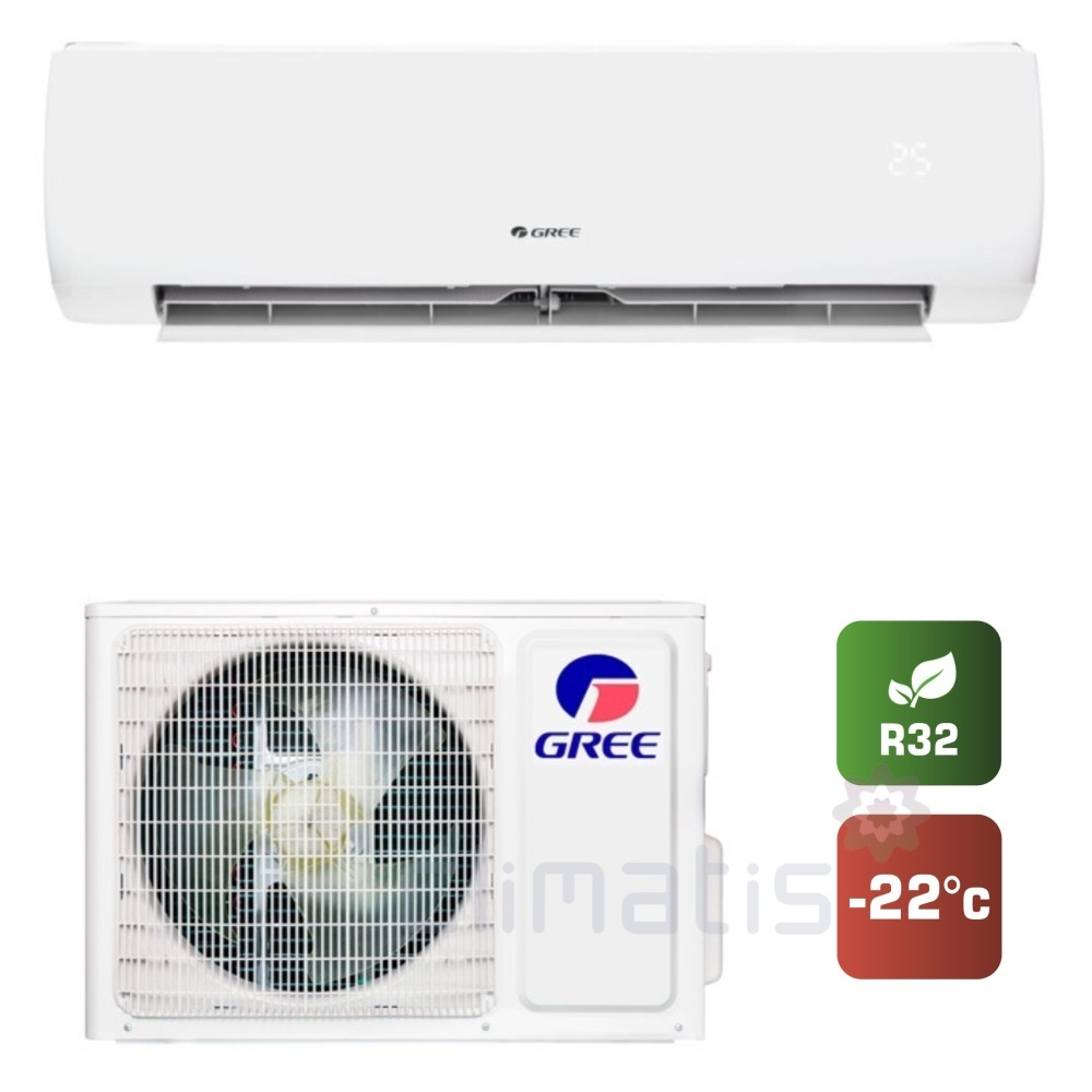 Кондиционер GREE MUSE DC inverter GWH18AFD-K6DNA1D