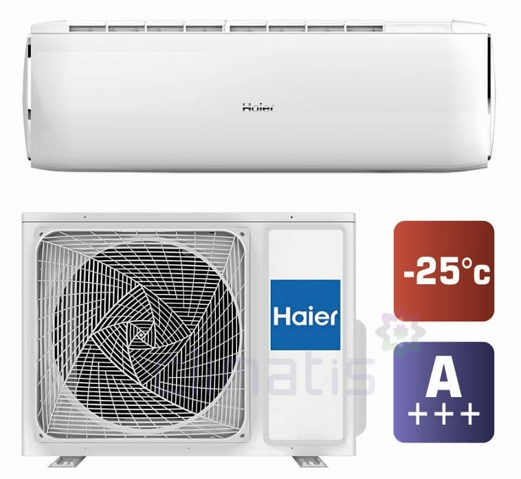 Кондиционер Haier Dawn AS25S2SD1FA/1U25S2PJ1FA