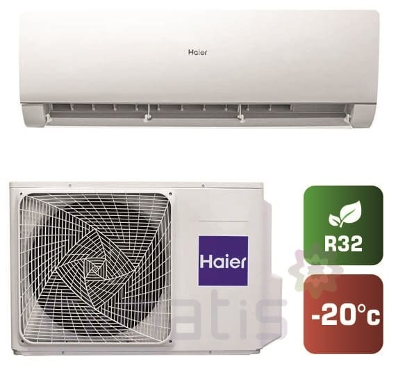 Кондиционер Haier Family Plus R32 AS50NFWHRA / 1U50MEEFRA