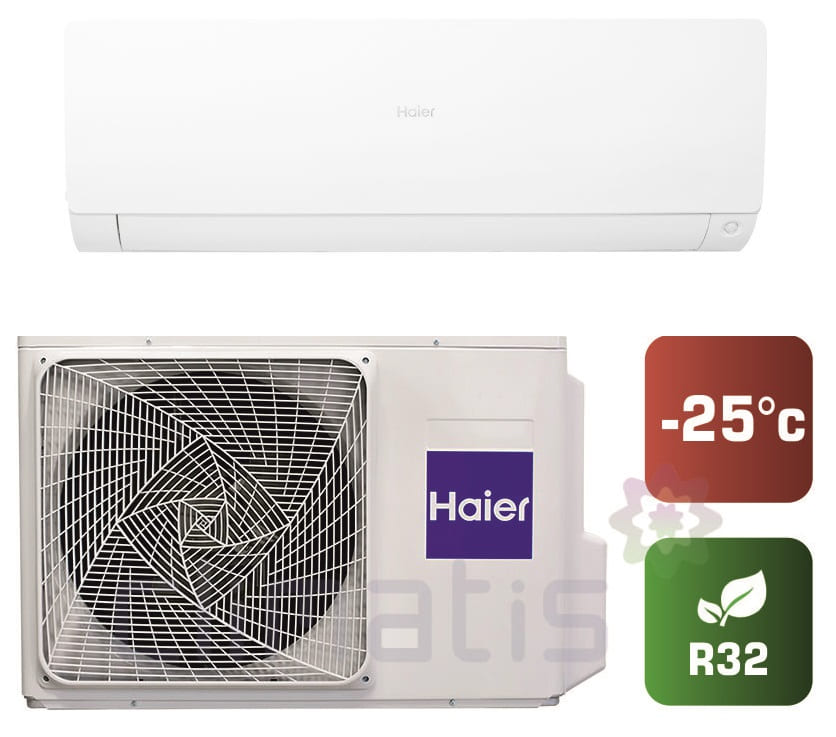 Кондиционер Haier Flexis AS25S2SF1FA-CW/1U25S2SM1FA