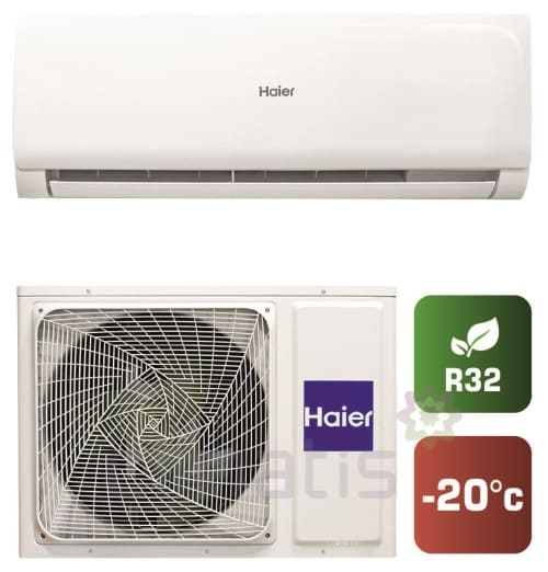 Кондиционер Haier Tibio inverter R32 AS25TADHRA-CL / 1U25BEEFRA