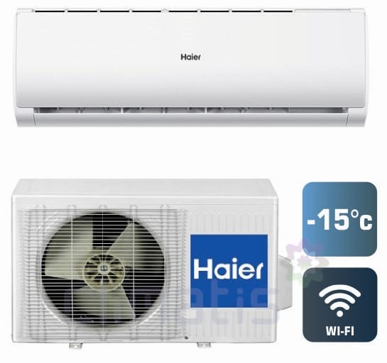 Кондиционер Haier Tibio inverter AS18TB3HRA / 1U18TR4ERA