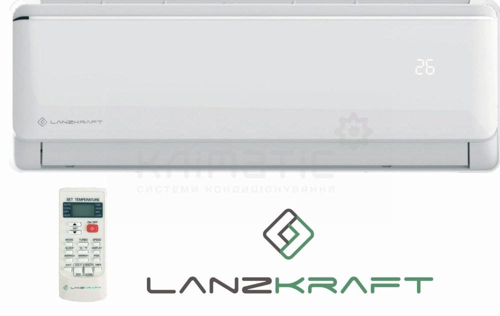 Кондиционер Lanzkraft LIU-09OAFF/LOU-09OAFF STARK