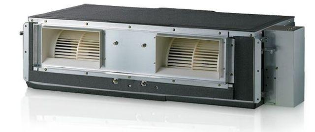 Кондиционер канальный LG UB60/UU60 высоконапорный
