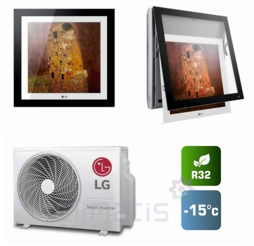 Кондиционер LG Artcool Gallery A09FT.NSFR/A09FT.UL2R