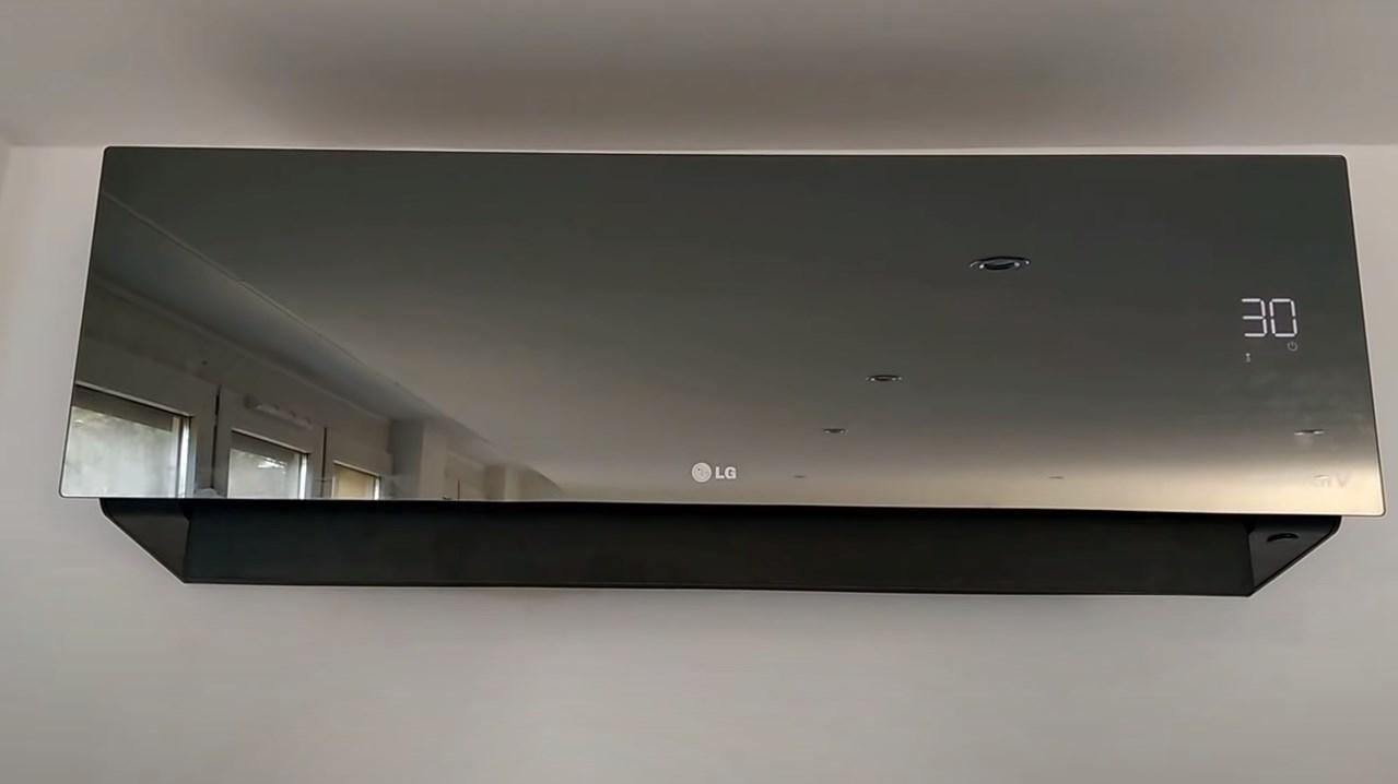 Кондиционер LG Artcool Mirror AC09BQ
