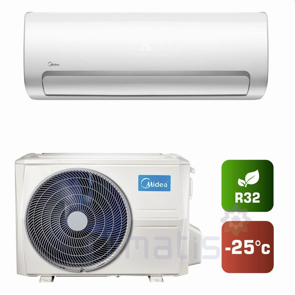 Midea Mission 2 DC Inverter