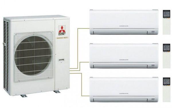 Mitsubishi Electric мультисплит системы