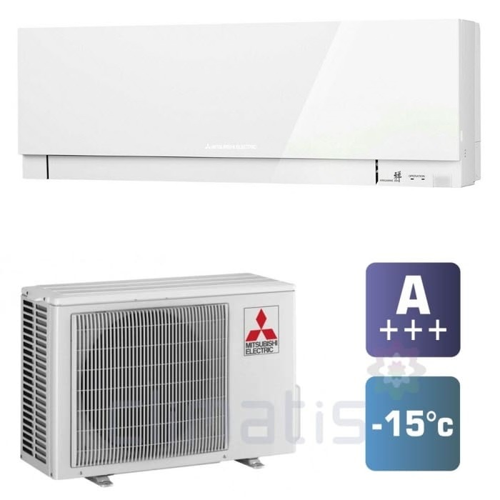 Кондиционер Mitsubishi Electric Design Inverter MSZ-EF50VE2W/MUZ-EF50VE