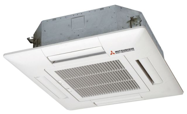 Кондиционер кассетный Mitsubishi Heavy FDTC35ZMX-S