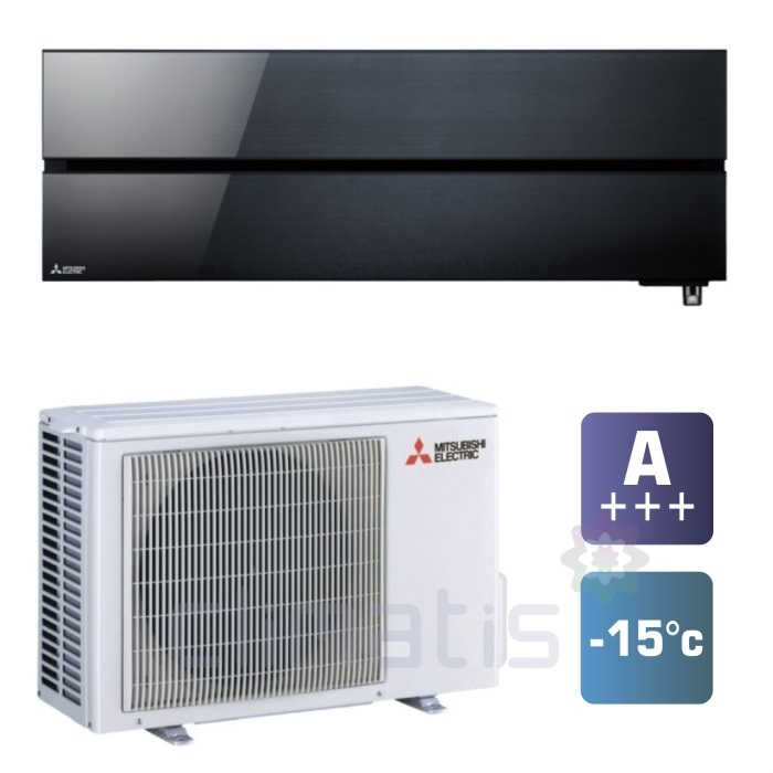 Mitsubishi Electric Premium Black