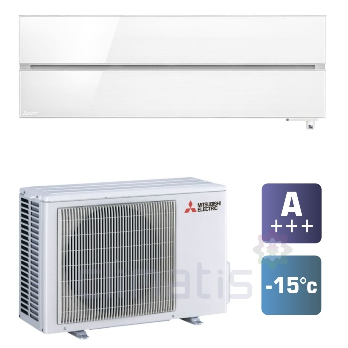 Mitsubishi Electric Premium White