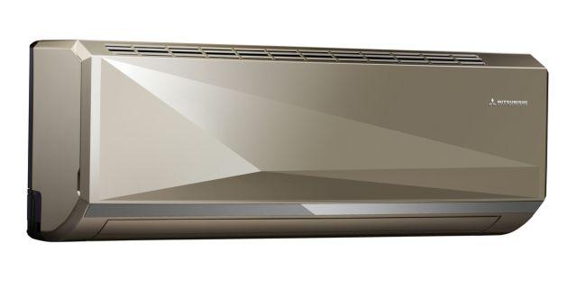 Кондиционер Mitsubishi Heavy SRK35ZXA-SS Silver DIAMOND
