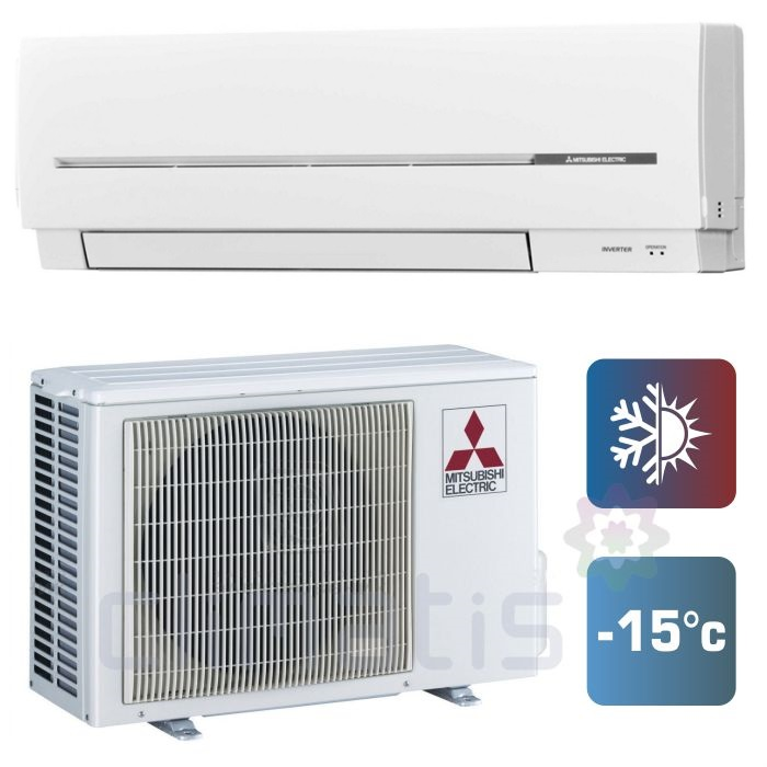 Кондиционер Mitsubishi Electric Standart MSZ-SF25VE2/MUZ-SF25VE