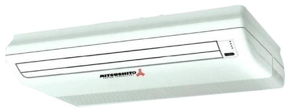 Кондиционер напольно-потолочный Mitsushito LMK36HRS1/UMC36HS1