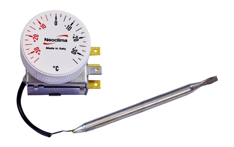 Термостат контроля подогрева дренажа и картера Neoclima TN-1
