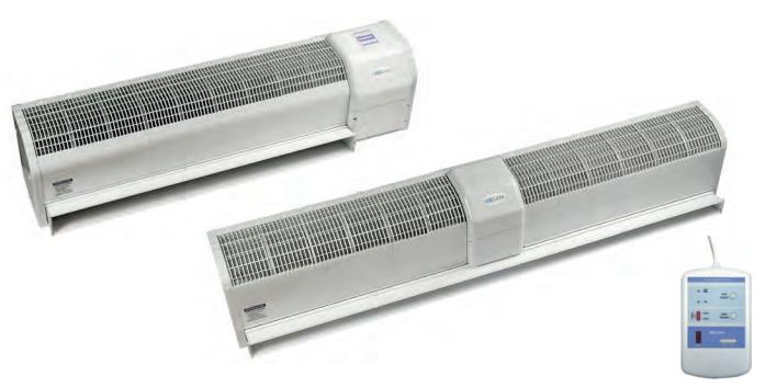 Воздушная завеса Neoclima Intellect E36 VERT