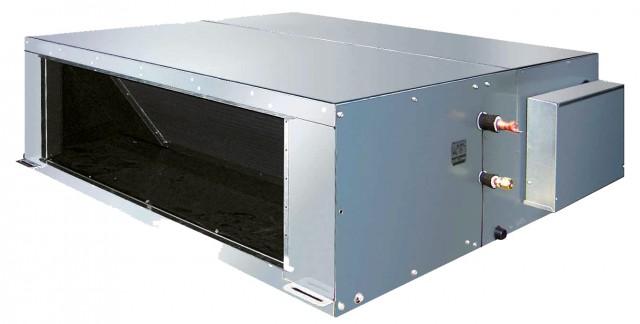 Кондиционер канальный Neoclima NDSI36AH1mes/NUI36AH3e Slim