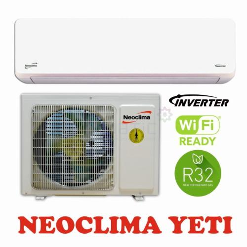 Кондиционер Neoclima NS/NU09EHZIw Yeti