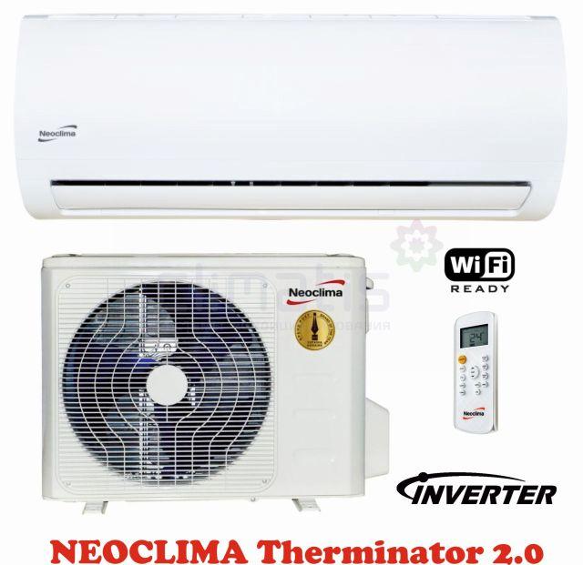 Кондиционер Neoclima NS24AHEIw-NU24AHEIw Therminator 2.0