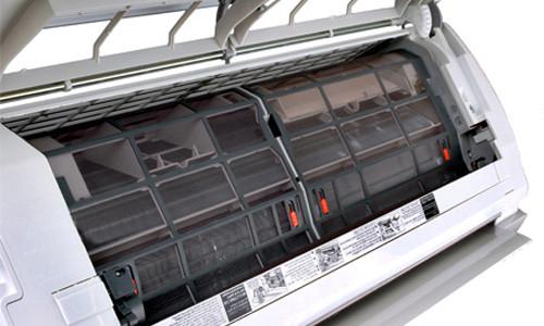 Технологии очистки воздуха в кондиционерах - виды фильтров