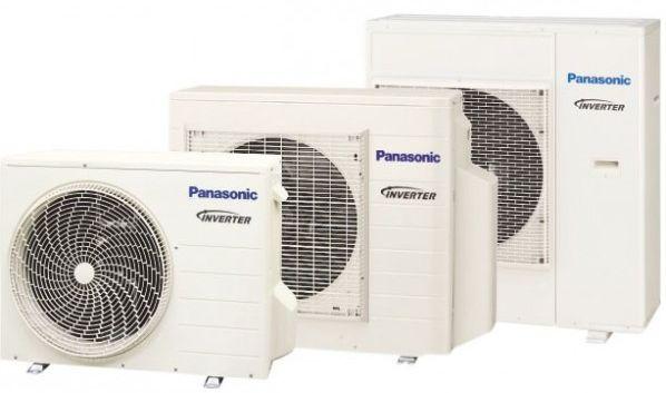Наружные блоки мульти-сплит системы Panasonic