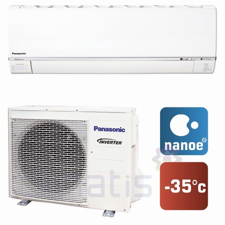 Кондиционер Panasonic CS/CU-HZ 9RKE-1 Nordic -35°C