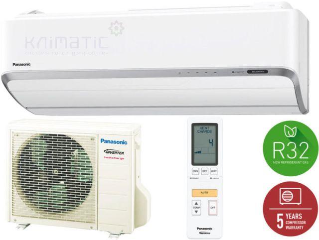 Кондиционер Panasonic CS/CU-VZ 12SKE Heatcharge Inverter+