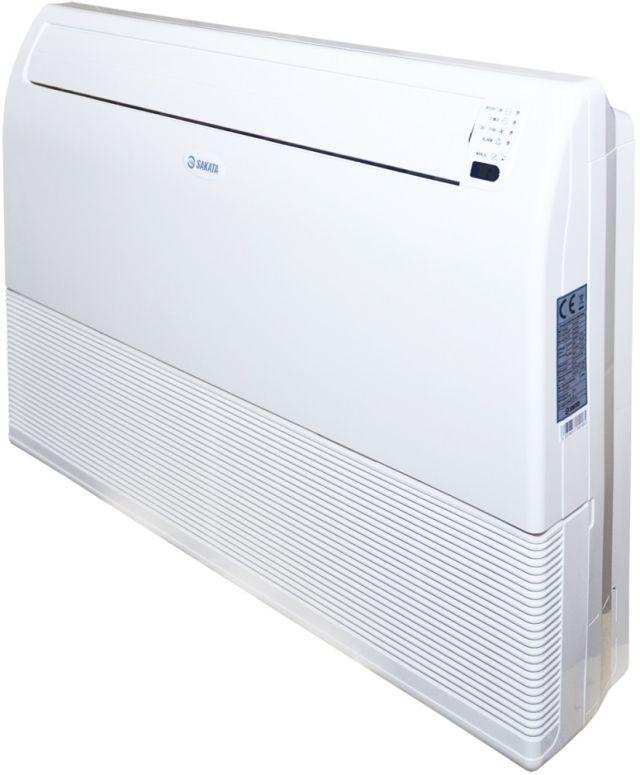 Кондиционер напольно-потолочный Sakata SIB-100TCY/SOB-100YC
