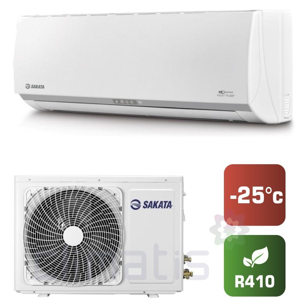 Кондиционер Sakata SIE/SOE-035SCHP Heat Pump