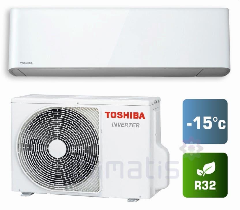 Кондиционер Toshiba Mirai RAS-13BKVG-EE/RAS-13BAVG-EE
