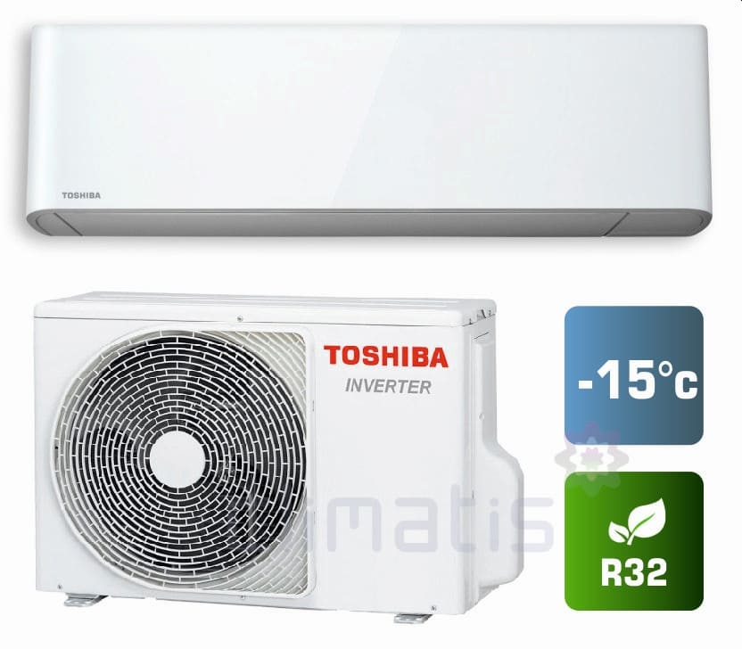 Кондиционер Toshiba Mirai RAS-05BKVG-EE/RAS-05BAVG-EE