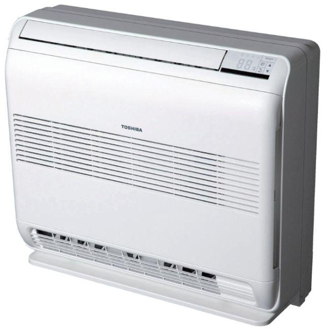 консольный блок к мульти-сплит системе Toshiba