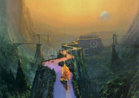 Аэрозоль Adventure - приключение