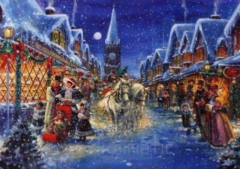 Аэрозоль Christmas glee - Рождественское веселье