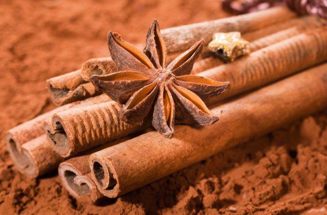 Аэрозоль Cinnamon - Корица