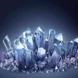 Аэрозоль Crystal (идея Calvin Klein B) - Кристалл