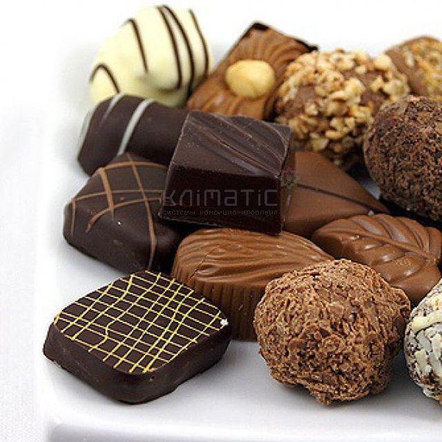 Аэрозоль Dark Chocolate - Шоколадное пралине