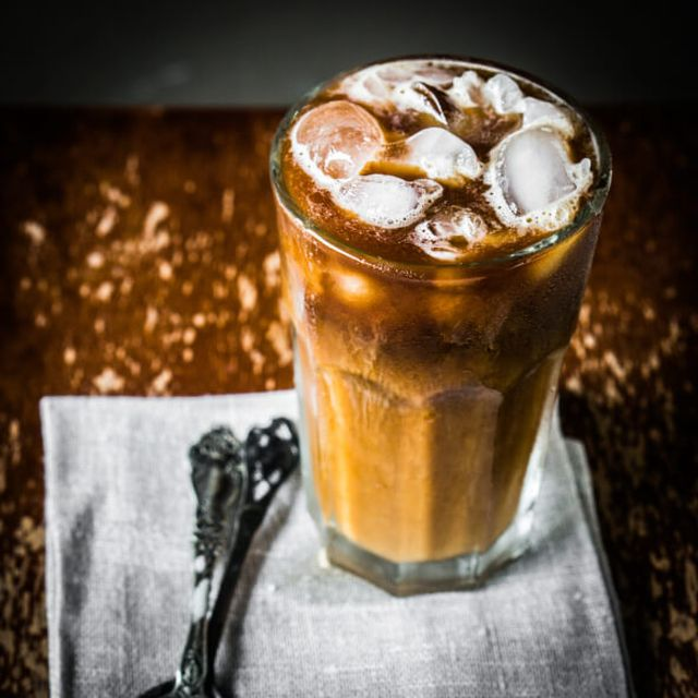 Аэрозоль Iced Coffee - Кофе со льдом