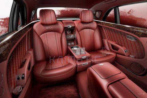Аэрозоль Leather - Кожаный салон
