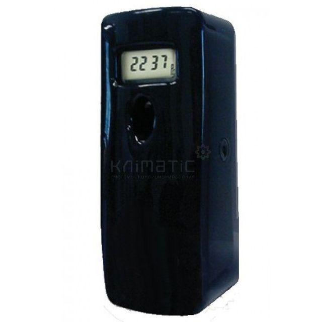 Автоматический аэрозольный диспенсер оasis® MINI BLACK черный