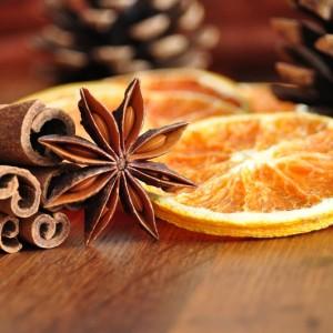 Аэрозоль Orange Cinnamon - Апельсин с корицей